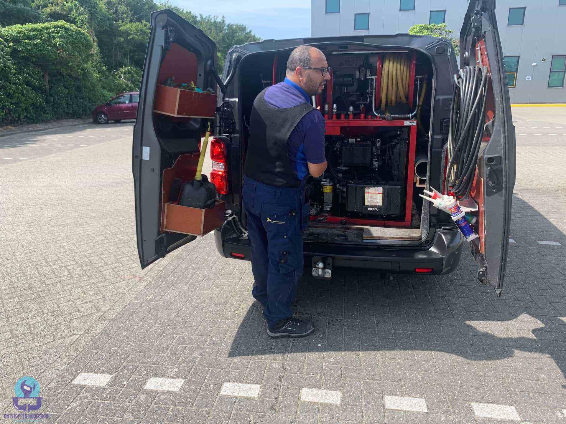 Loodgieter Hoofddorp Ontstopping